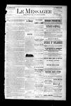 Le Messager, V7 N17, (07/15/1886)