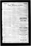 Le Messager, V7 N18, (07/22/1886)