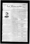 Le Messager, V7 N20, (08/05/1886)