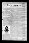 Le Messager, V7 N21, (08/12/1886)