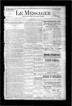 Le Messager, V7 N22, (08/19/1886)