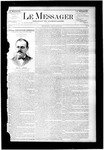 Le Messager, V7 N23, (08/26/1886)