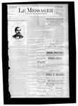 Le Messager, V7 N24, (09/02/1886)
