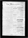 Le Messager, V7 N25, (09/09/1886)