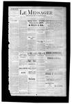 Le Messager, V7 N30, (10/14/1886)