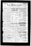 Le Messager, V7 N31, (10/21/1886)