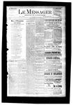 Le Messager, V7 N32, (10/28/1886)