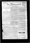 Le Messager, V7 N34, (11/11/1886)