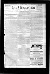 Le Messager, V7 N39, (12/16/1886)