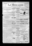 Le Messager, V7 N41, (12/30/1886)