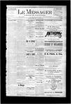 Le Messager, V7 N42, (01/06/1887)