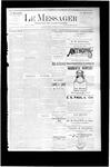 Le Messager, V7 N46, (02/03/1887)