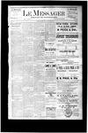 Le Messager, V7 N47, (02/10/1887)