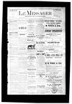 Le Messager, V7 N48, (02/17/1887)