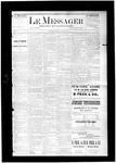 Le Messager, V7 N50, (03/03/1887)
