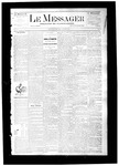 Le Messager, V7 N51, (03/10/1887)