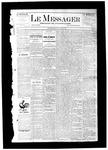 Le Messager, V7 N52, (03/17/1887)