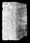 Le Messager, V8 N1, (03/24/1887)