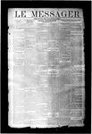 Le Messager, V8 N2, (04/04/1887)