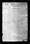Le Messager, V8 N4, (04/21/1887)