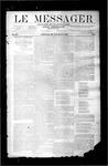 Le Messager, V8 N5, (04/28/1887)