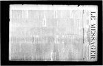 Le Messager, V8 N8, (05/19/1887)
