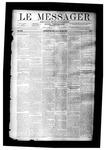 Le Messager, V8 N9, (05/26/1887)