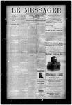 Le Messager, V10 N34, (11/14/1889)