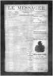 Le Messager, V10 N39, (12/19/1889)
