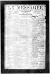 Le Messager, V10 N45, (01/30/1890)