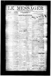 Le Messager, V10 N46, (02/06/1890)
