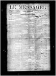 Le Messager, V10 N49, (02/27/1890)