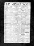 Le Messager, V10 N51, (03/13/1890)