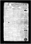 Le Messager, V11 N51, (03/12/1891)