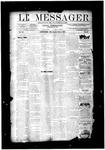 Le Messager, V11 N50, (03/05/1891)