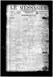 Le Messager, V11 N49, (02/26/1891)