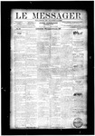 Le Messager, V11 N48, (02/19/1891)