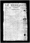 Le Messager, V11 N47, (02/12/1891)