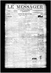 Le Messager, V11 N46, (02/05/1891)