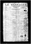 Le Messager, V11 N45, (01/29/1891)