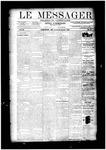 Le Messager, V11 N44, (01/22/1891)