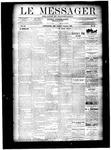 Le Messager, V11 N42, (01/08/1891)