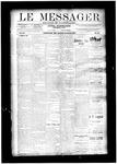 Le Messager, V11 N40, (12/25/1890)