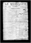 Le Messager, V11 N39, (12/18/1890)