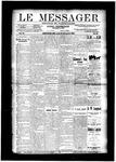 Le Messager, V11 N36, (11/27/1890)