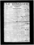 Le Messager, V11 N34, (11/13/1890)