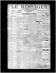 Le Messager, V11 N32, (10/30/1890)