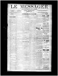 Le Messager, V11 N30, (10/16/1890)