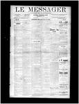 Le Messager, V11 N29, (10/09/1890)