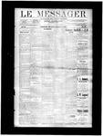 Le Messager, V11 N24, (09/04/1890)